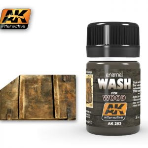 Wash for Wood by AK Interactive AKI-263