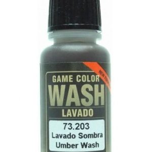 Vallejo Model Wash 73203 Umber Wash