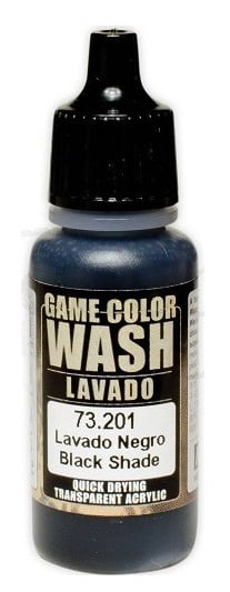 Vallejo Model Wash 73201 Black Wash