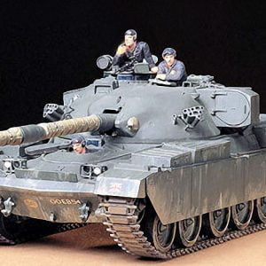 1:35 Scale Miniature Tanks