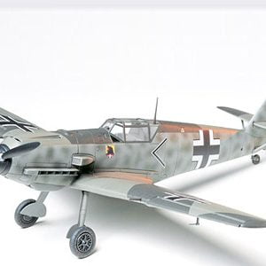 Messerschmitt BF 109E E-3 by Tamiya 61050