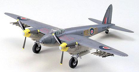 DeHavilland Mosquito - FB Mk IV/NF Mk II by Tamiya 60747