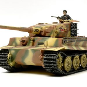 German Tiger I Late Production by Tamiya 32575
