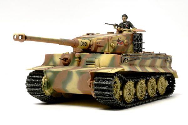 German Tiger I Late Production by Tamiya 32575