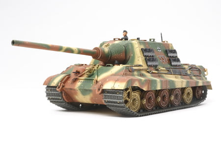 German Destroyer Jagdtiger - Early Production by Tamiya 32569