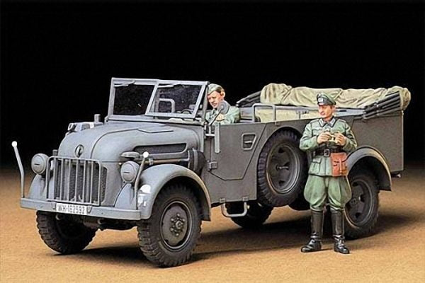 German Steyr 1500A/01 by Tamiya 35225