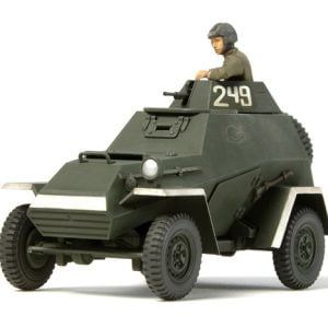 Russian Armored Car BA-64B by Tamiya 32576