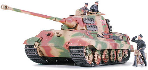 King Tiger Ardennes Front by Tamiya 35252