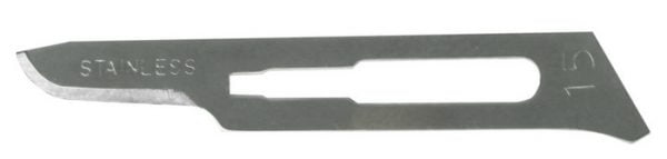 No 15 Surgical Blade 2 pieces by Excel 15