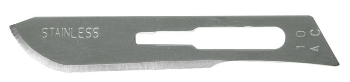 No 10 Surgical Blade 2 pieces by Excel 10