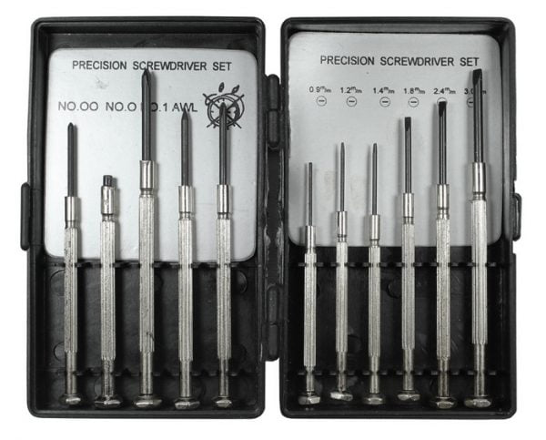 11 Piece Mini Tool Set by Excel 55696