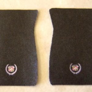 Cadillac Car Mat Set by Plastic Dreams PTD-225