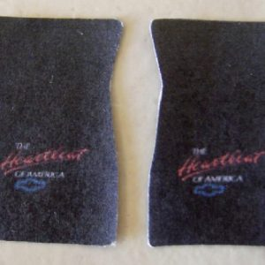 Heartbeat of America II Car Mat Set by Plastic Dreams PTD-228