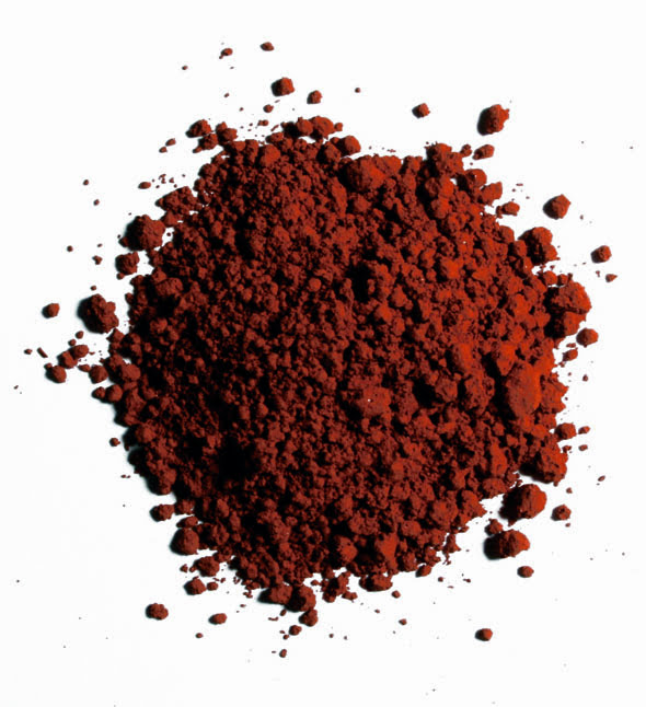 Brown Iron Oxide Pigment by Vallejo 73108