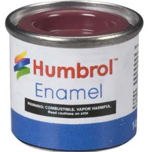 73 Wine Matt Humbrol Enamel Paint