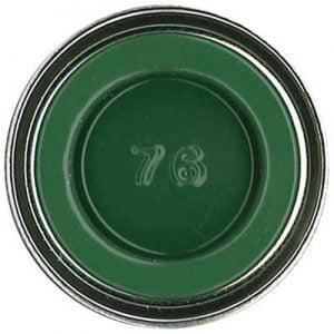 76 Uniform Green Matt Humbrol Enamel Paint