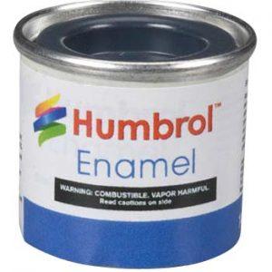 77 Navy Blue Matt Humbrol Enamel Paint