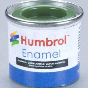 80 Grass Green Matt Humbrol Enamel Paint