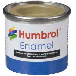 83 Ocher Matt Humbrol Enamel Paint