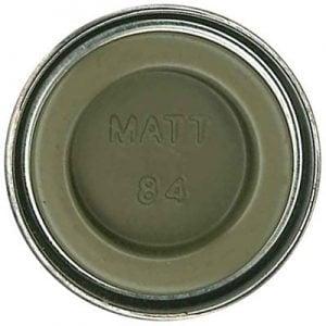 84 Mid Stone Matt Humbrol Enamel Paint