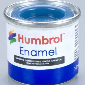 109 WWI Blue Matt Humbrol Enamel Paint