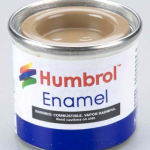 110 Natural Wood Matt Humbrol Enamel Paint