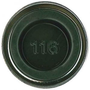 116 US Dark Green Matt Humbrol Enamel Paint