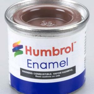 160 German Camouflage Red Brown Matt Humbrol Enamel Paint