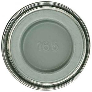 166 Light Aircraft Grey Gray Satin Humbrol Enamel Paint