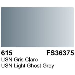Vallejo Primer Model Color Colour 70615 USN Light Ghost Grey Gray