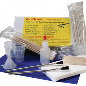 Air-Brush Cleaning Kit by Flex-i-File 7011