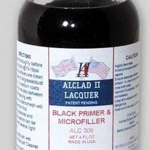 Alclad II ALC-309 Black Primer Micro Filler