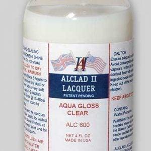 Alclad II ALC-600 Aqua Gloss Clear