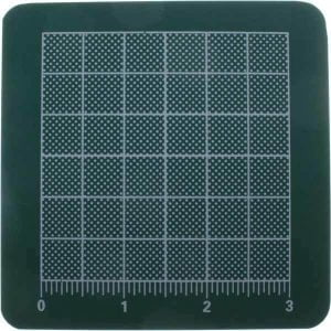 Excel 4 inch square Self-Healing Cutting Mat Pro 60039