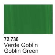 Vallejo Game Air Color Colour Goblin Green 72-730