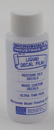 Micro Liquid Decal Film by Microscale Industries MI-12 MI12