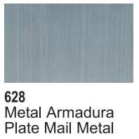 Vallejo Model Color Colour Primer Plate Mail Metal 70.628