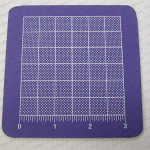 Excel or Proedge 4 inch square Self-Healing Cutting Mat Pro 66639