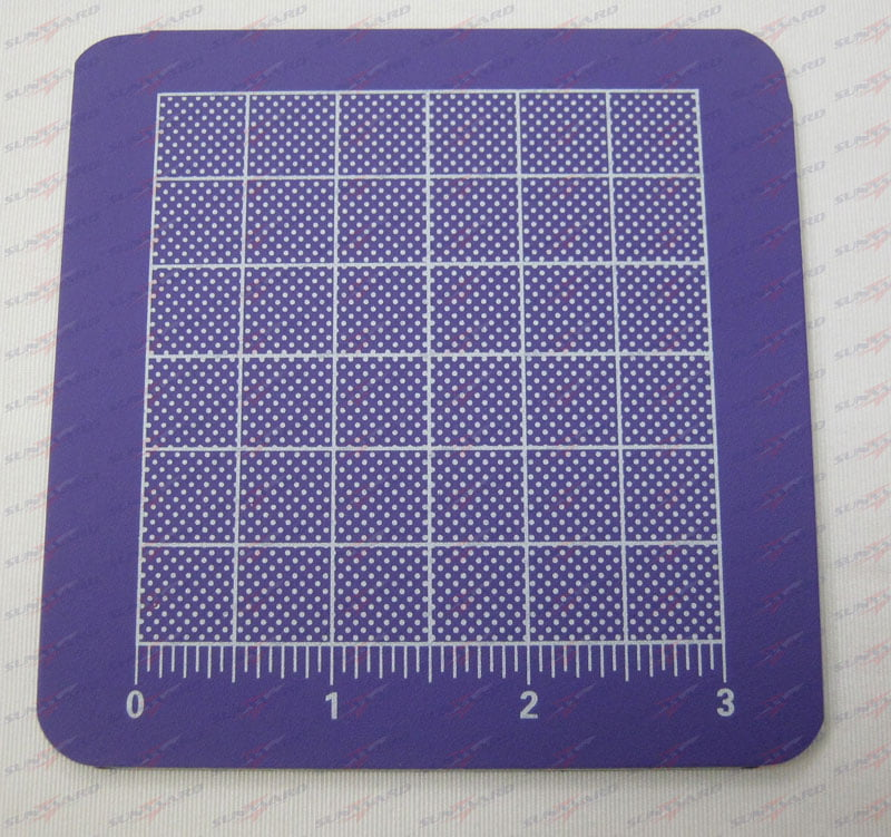 Excel Or Proedge 4 Inch Square Self Healing Cutting Mat