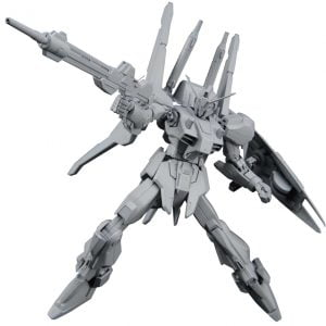 Bandai Hobby Model Kit RE/100 Gundam Mark III Model Kit 94862
