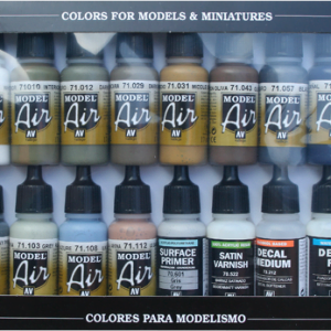 Vallejo Paint Sets