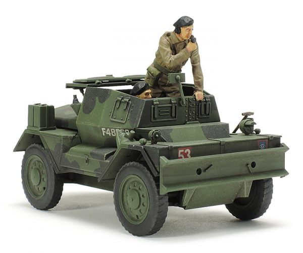 British Armored Scout Car Dingo Mk II Tamiya 32581