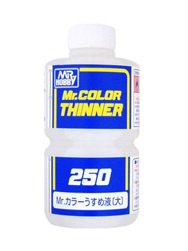 Mr Color Lacquer Thinner by MR HOBBY Gunze T103