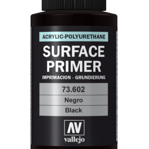 60ml Vallejo Primer Model Color Colour 73602 Black