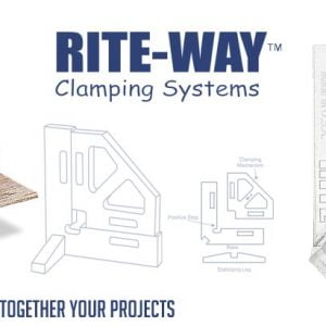 N Scale Rite-way Clamping Systems by Roman and Company 10089