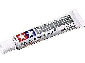 Tamiya Polishing Compound Finish 87070