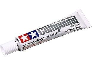Tamiya Polishing Compound Finish 87070