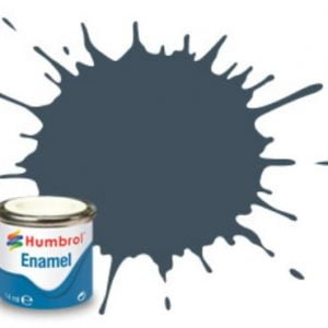 112 Matt Field Blue Humbrol Enamel Paint