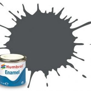 111 Matt Field Grey Gray Humbrol Enamel Paint