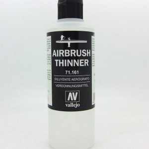 Vallejo Model Air Color Colour 71161 Airbrush Thinner 200 ml